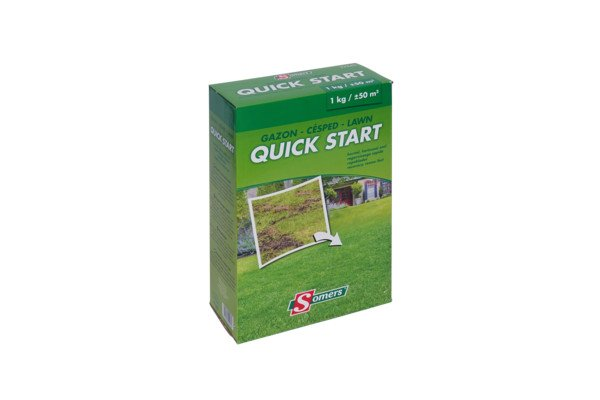 Gazon quick start 1kg