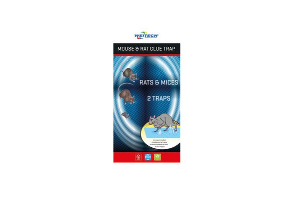WEITECH WK4020 - Mouse and Rat Glue Trap