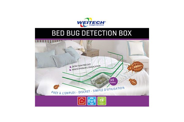 WEITECH WK6000 - Bed Bug Detection Box