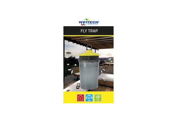 WEITECH WK8002 - Fly Trap